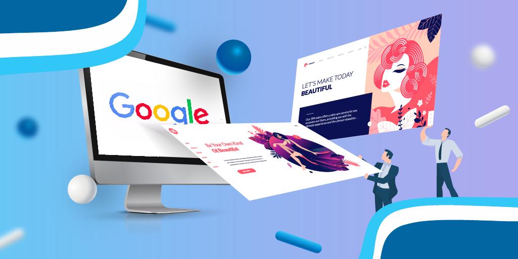 Agregar el sitio web a Google