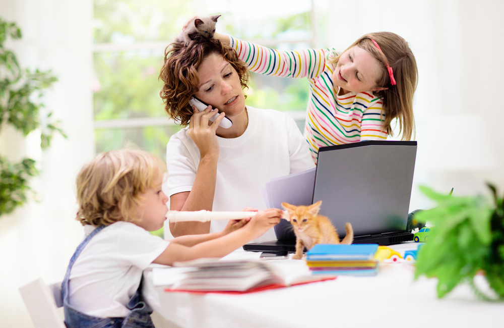 Kids, COVID-19, and Working From Home: How to Manage It All