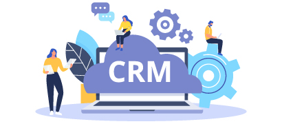Change the Responsible Person in the CRM