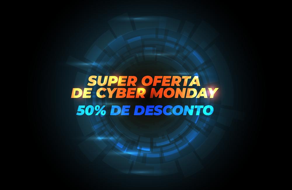 Super Oferta de Cyber Monday