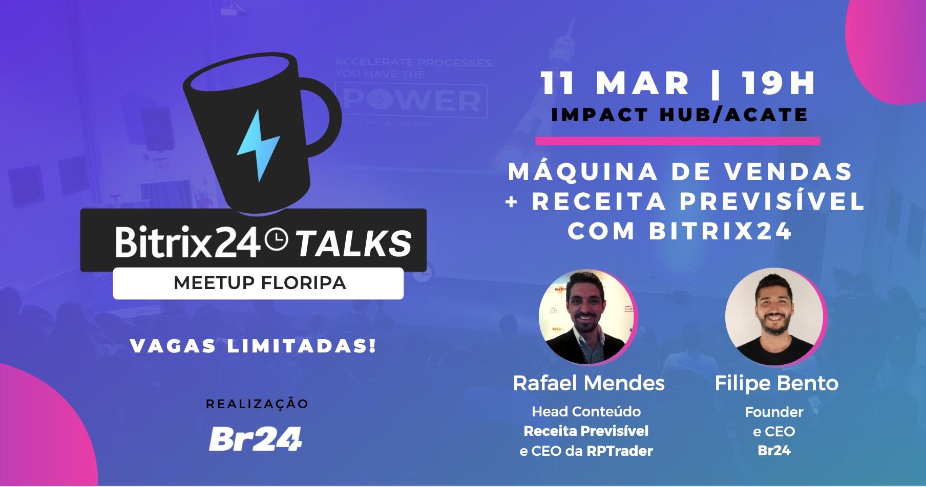 Meetup do Bitrix24 em Florianópolis