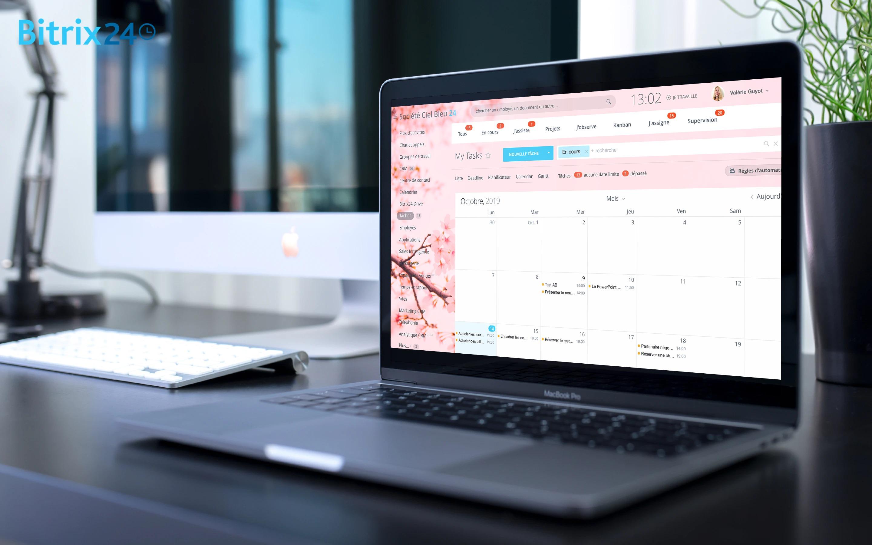 Nouveau dans les tâches : échéances et vue du calendrier