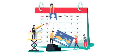 Terminplaner & Kalender Softwares kostenlos