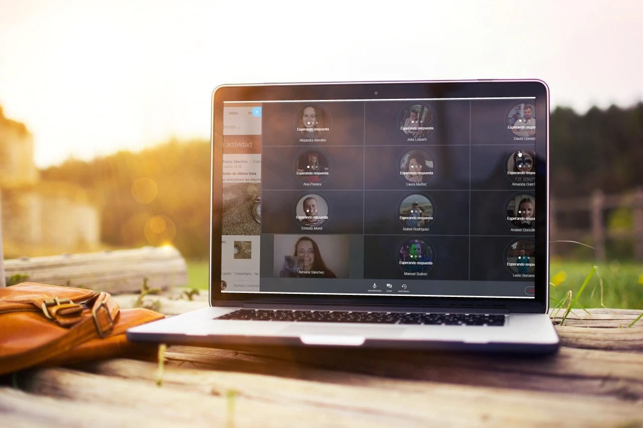 Videollamadas para grupos de 12 usuarios
