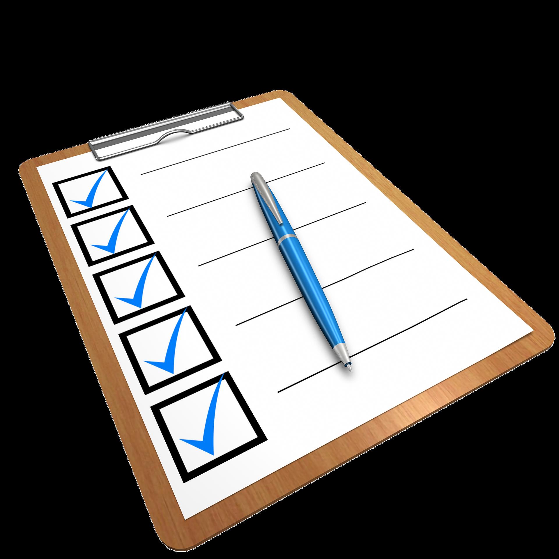 Ejemplo de agrupamiento de listas de tareas por persona responsable