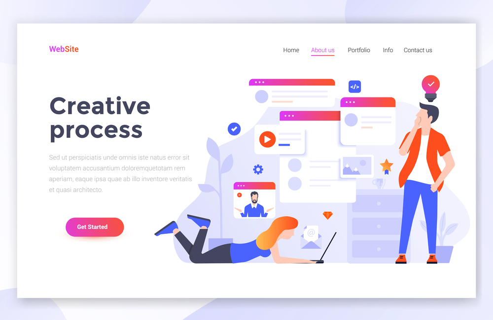 Best Landing Page Contest