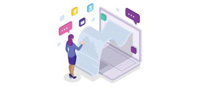 Unsere neuen Online-Formulare: Was Sie wissen müssen
