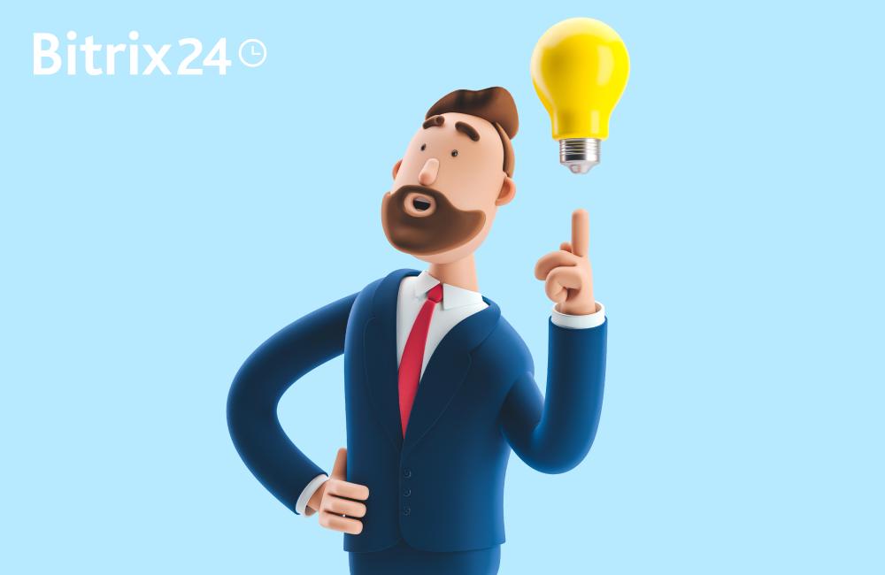 10 kroków do przejścia na pracę zdalną z Bitrix24
