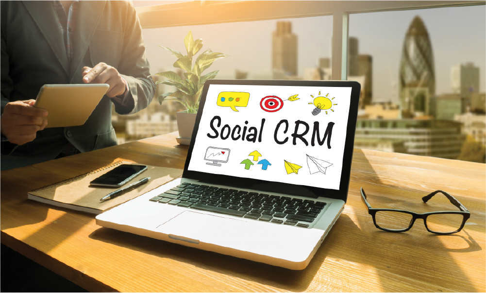 How to use Bitrix24 as social CRM