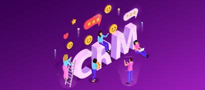 Visualizações de CRM