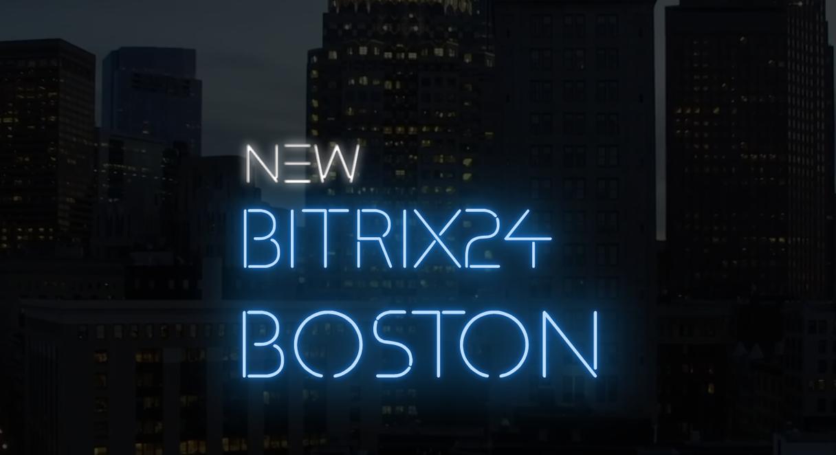 Meet new Bitrix24 Boston! Watch the presentation here.