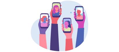 Chiamate per gruppi di 12 utenti in Bitrix24 On-premise