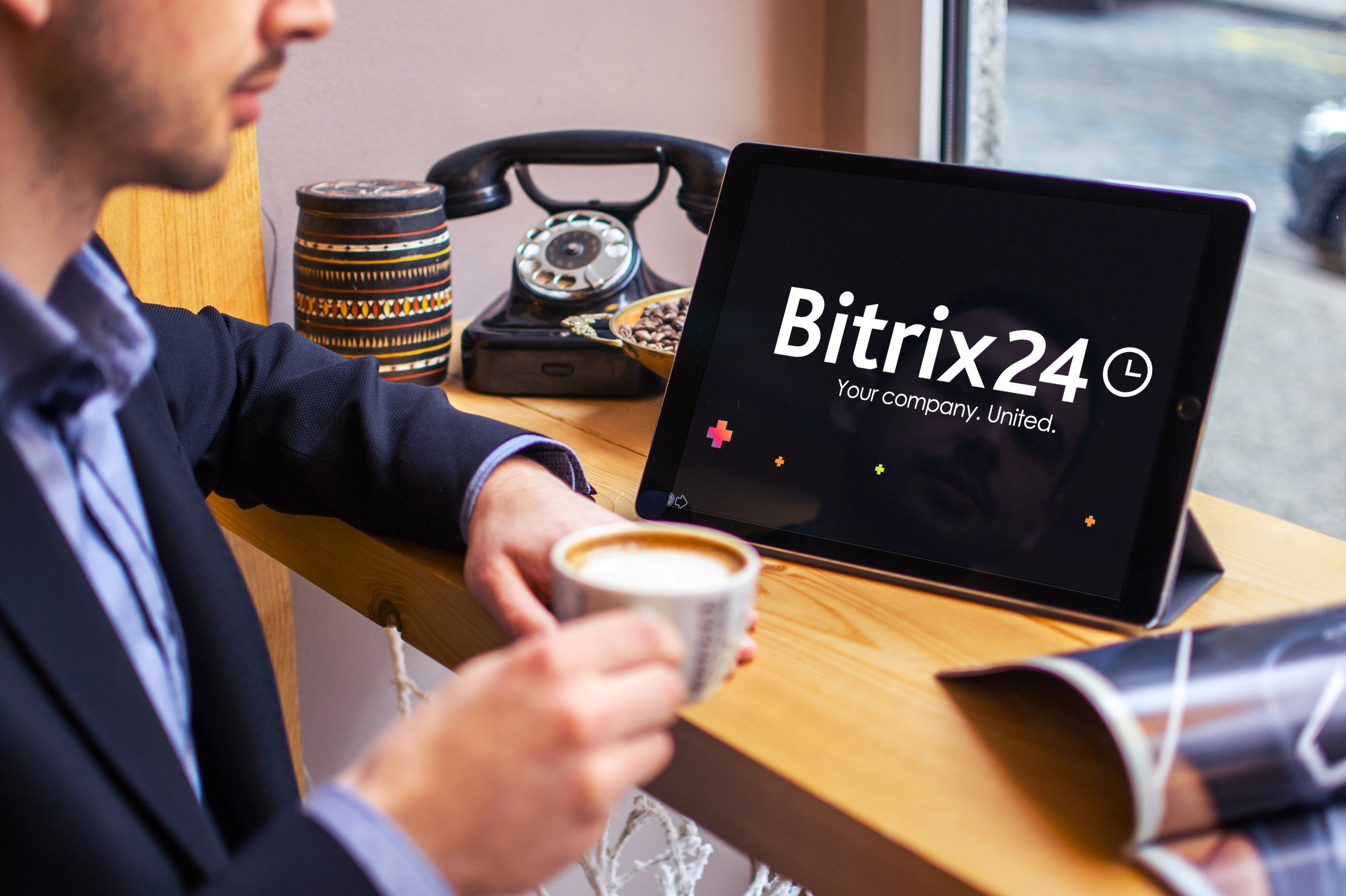 Introduction à Bitrix24 2020