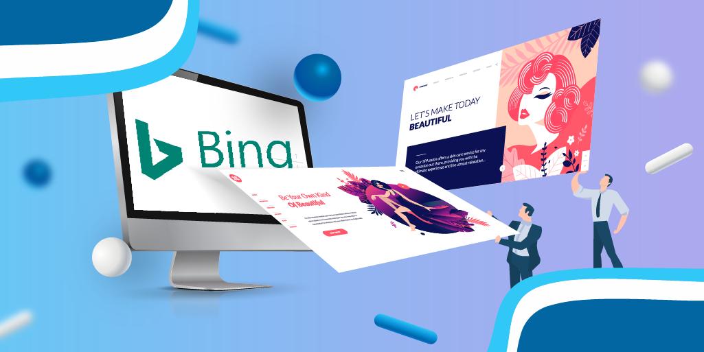 Agregar el sitio web a Bing