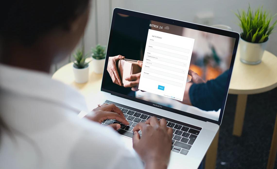 Enviar datos de formularios web por correo electrónico
