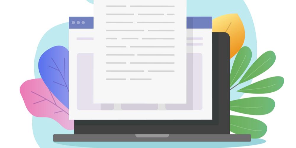 Trabajando con los documentos en Google Docs
