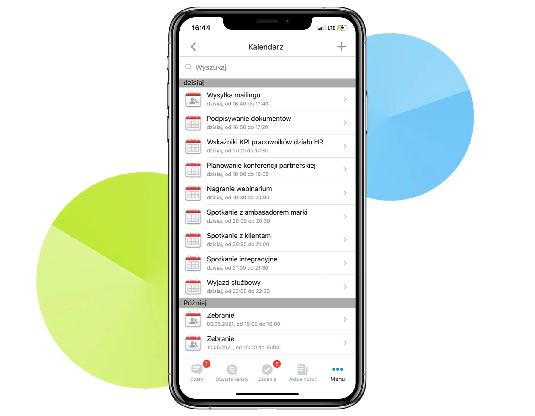 Aplikacja Mobilna Bitrix24