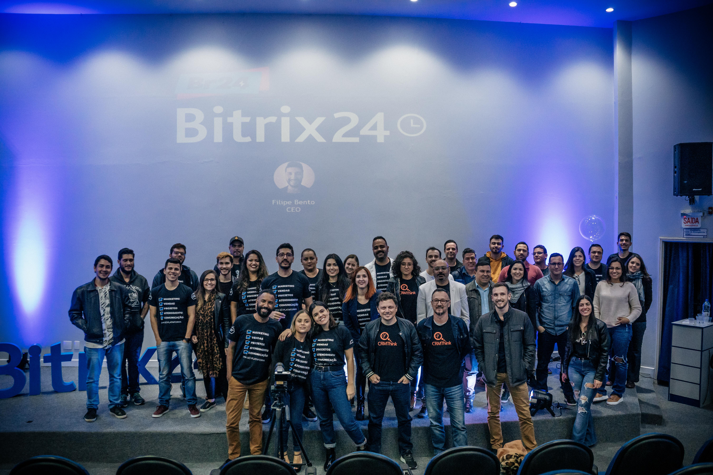 Tudo que aconteceu no 1° Bitrix24 Tour