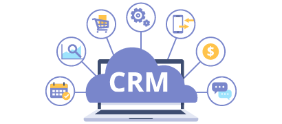 Import and export CRM settings