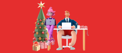 Remote Work 2.0 Holiday Edition is Here