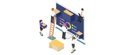 Eigenen Onlineshop mit Geschäftsanalytik verbinden