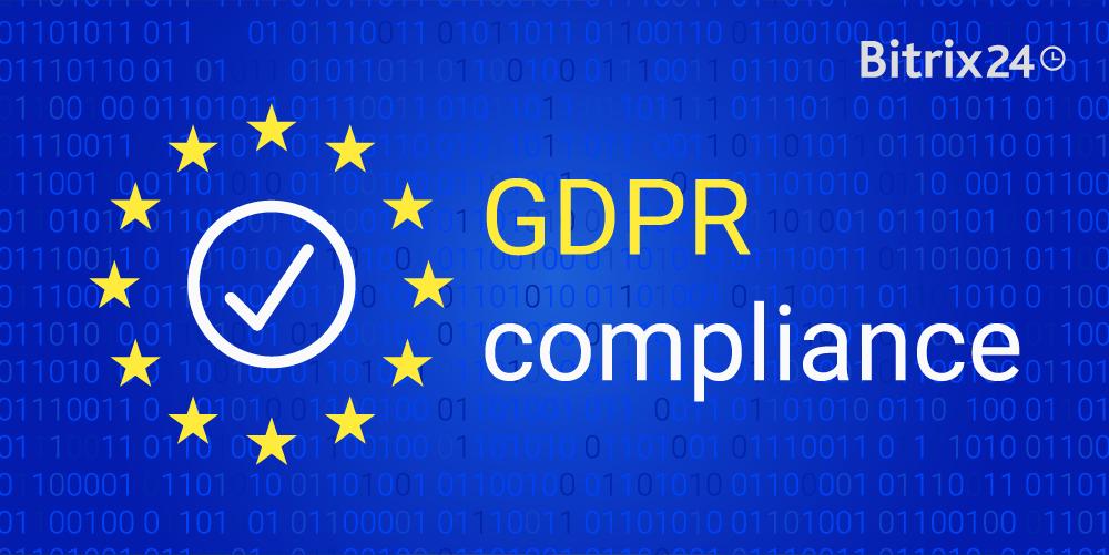 Avis important relatif au Règlement Général sur la Protection des Données (RGPD) pour les utilisateurs de Bitrix24 de l'Union européenne