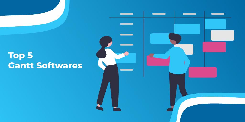 Was ist ein Gantt Diagramm? Top 5 Gantt Softwares