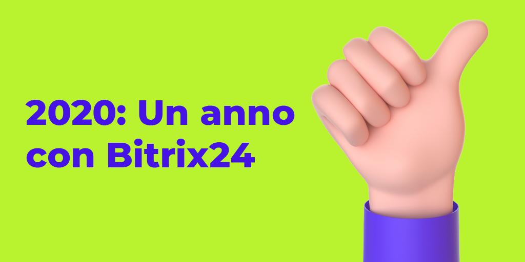 2020: Un anno con Bitrix24