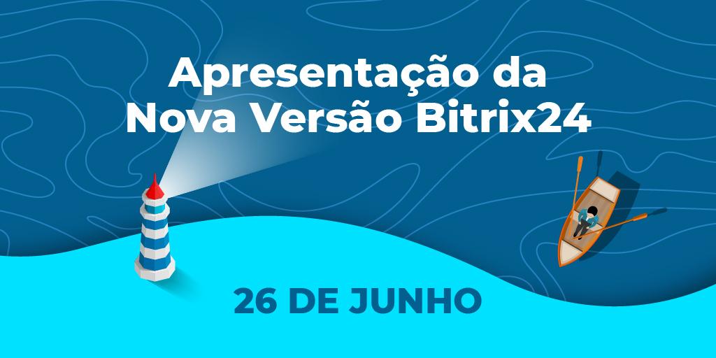 Apresentação da Nova Versão Bitrix24