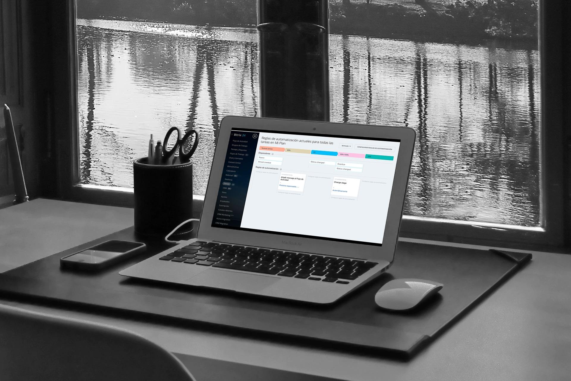 ¡Ahora también puedes automatizar tus tareas!