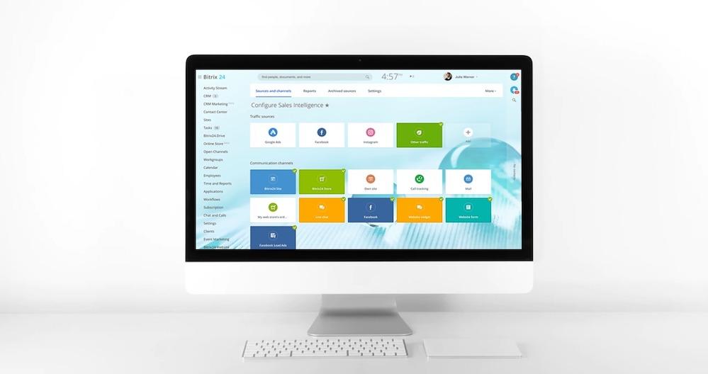 Connetti il tuo store online alla sales intelligence