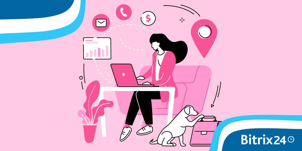 Remote Arbeiten: 10 Tipps für Firmen(besitzer)