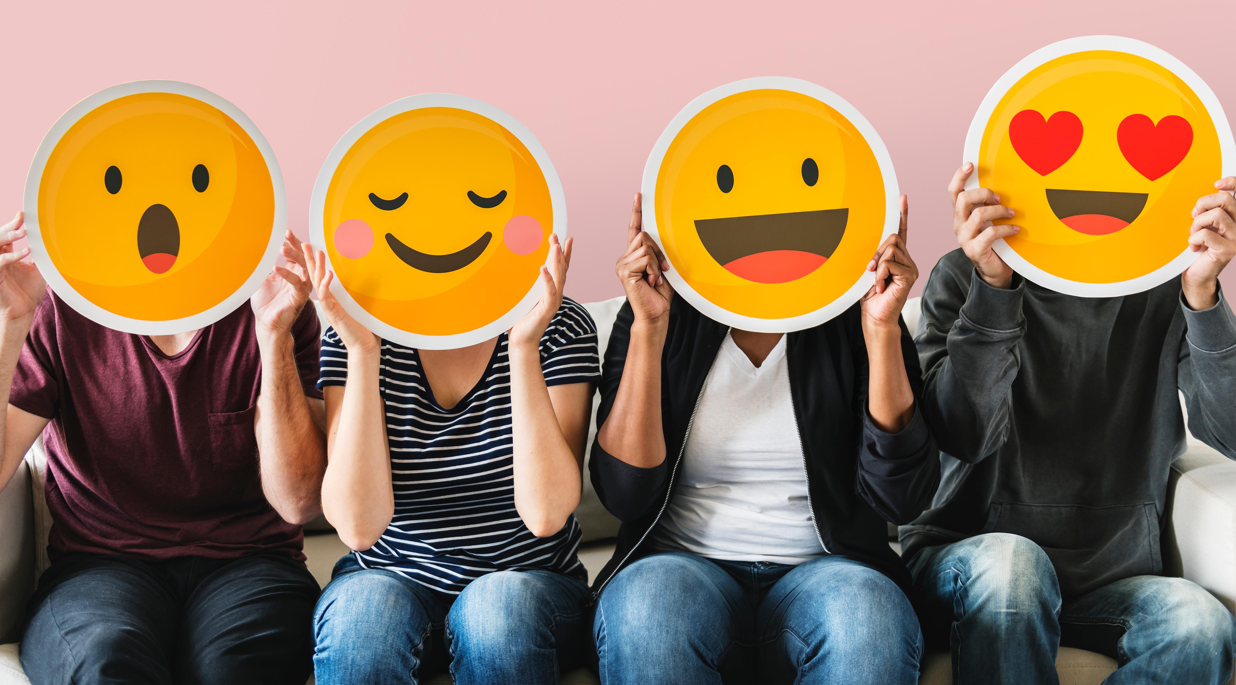 NOUVEAU: Emojis dans Bitrix24