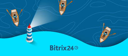 Bitrix24 Release Präsentation