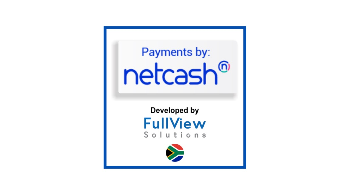 Netcash eCommerce Payment Gateway By FullView Solutions
