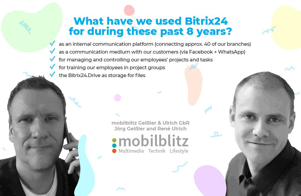Bitrix24 comemora seu aniversário