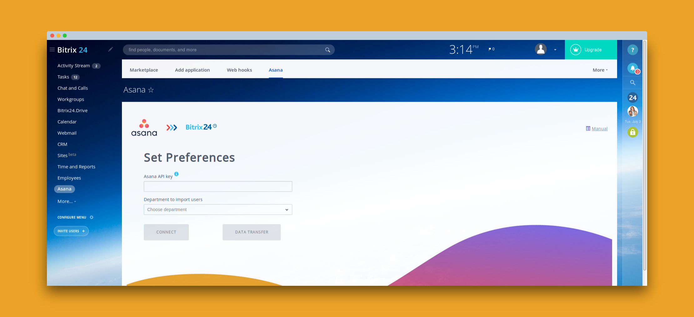 Migrate From Asana To Bitrix24 Easily!