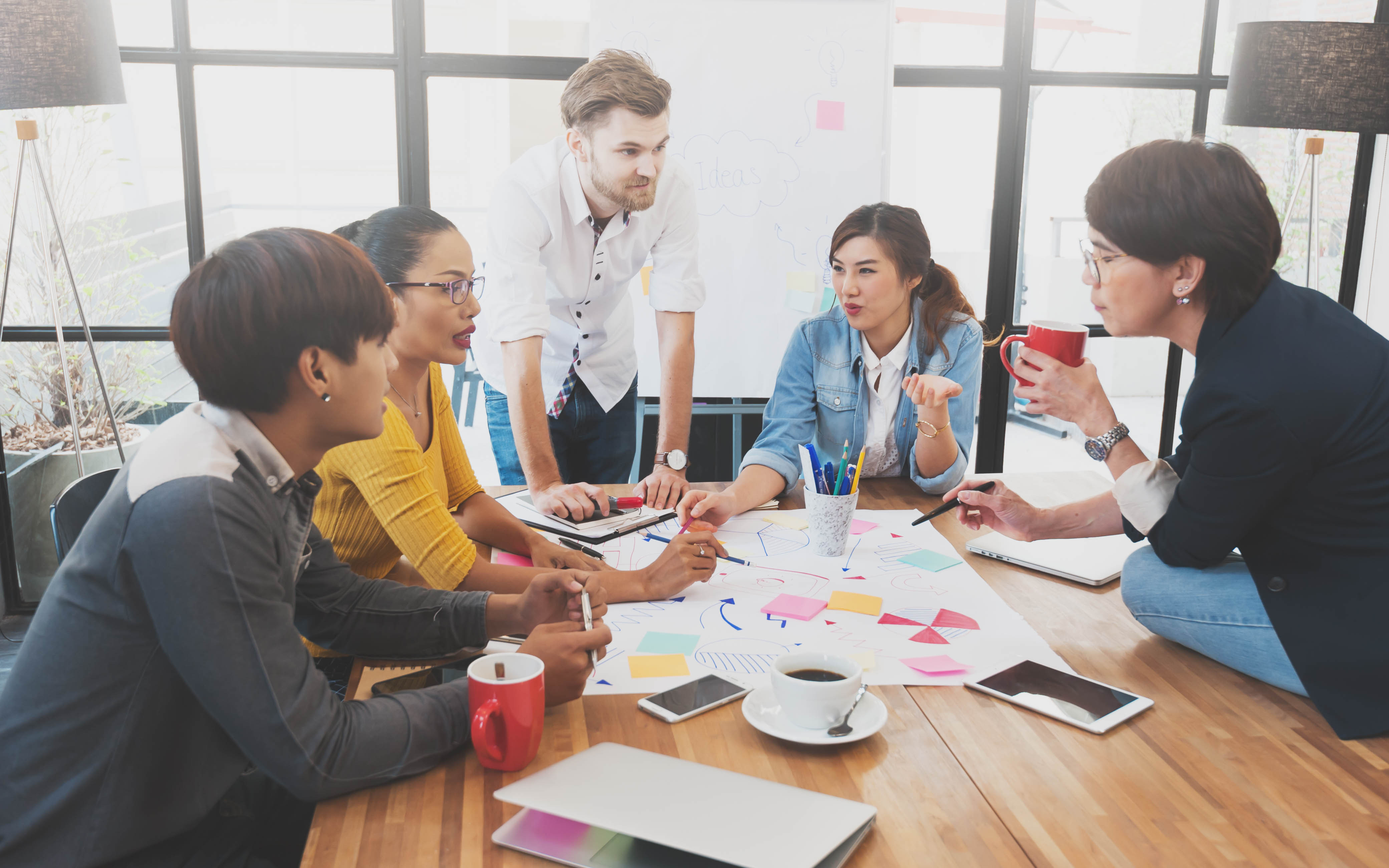 Por que o gerenciamento colaborativo de projetos é o caminho do futuro