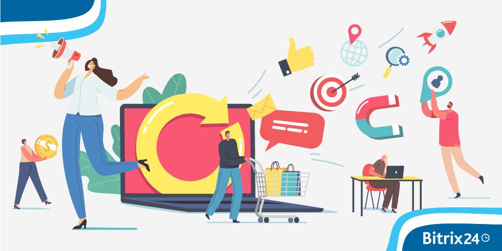 Kundenmanagement: Ein Leitfaden zum Gewinnen und Binden von Kunden
