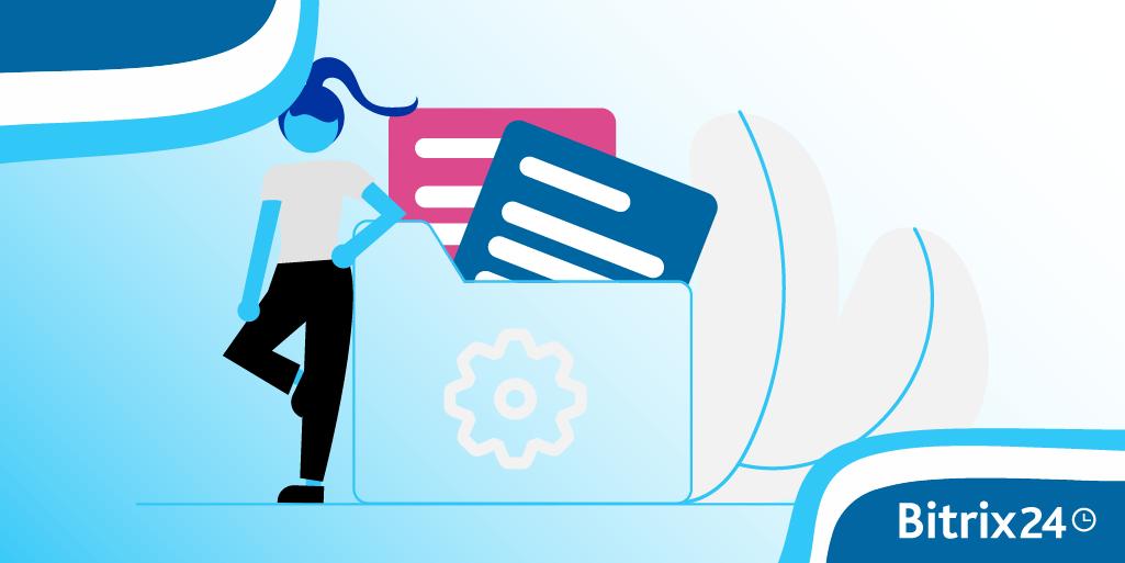 NEU in Bitrix24 CRM! Import der Partner-Lösungspresets