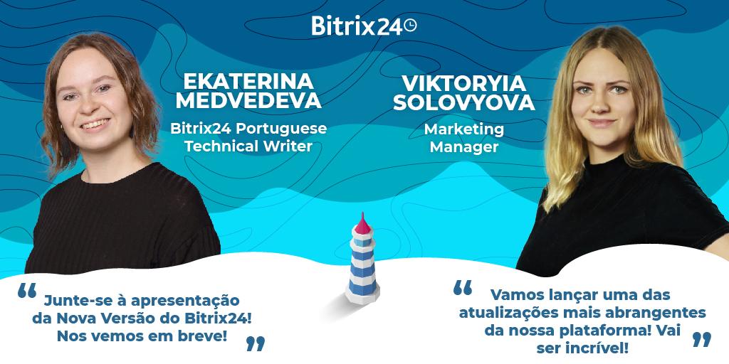 Novo Bitrix24! Conheça nossa equipe!
