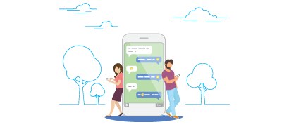 连接Apple Business Chat