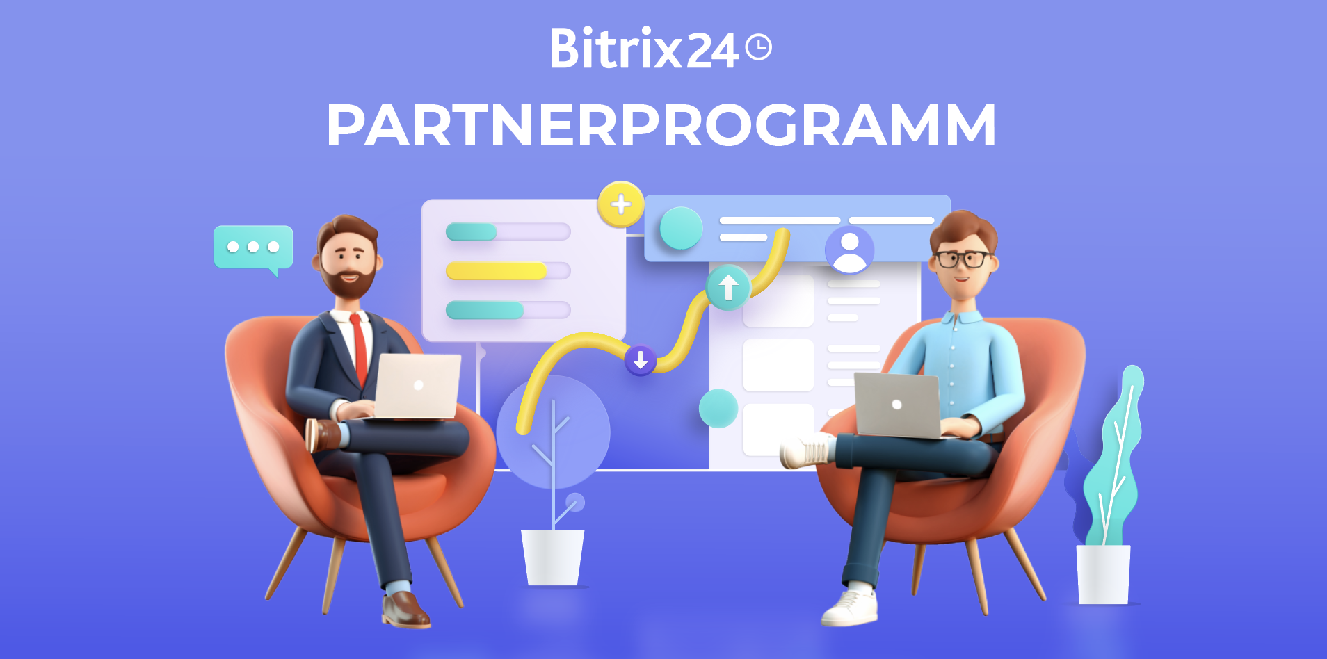 Bitrix24 Partnerprogramm