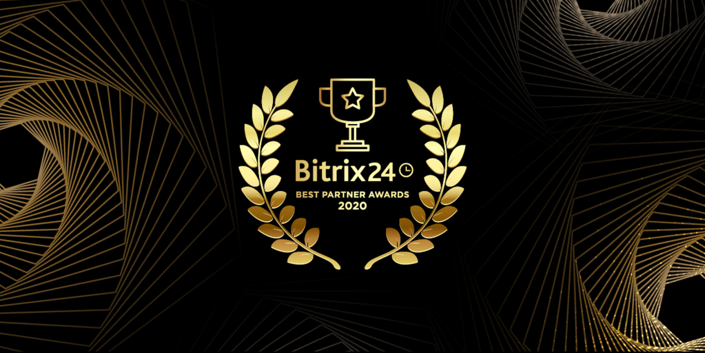 BITRIX24 PARTNER AWARD: Beste Bitrix24-Partner 2020