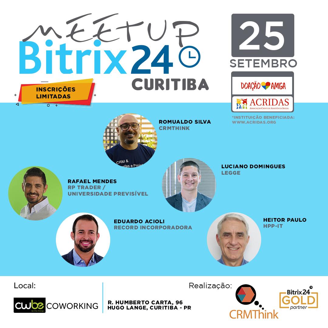 Meetup Bitrix24 Curitiba