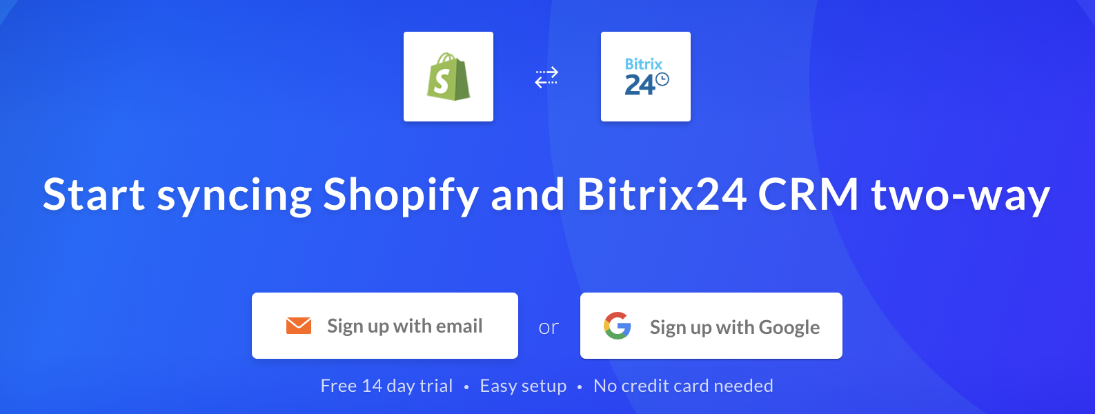 PieSync releases integration for Shopify and Bitrix24