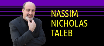 Dr. Nassim Nicholas Taleb – Special Guest Speaker at our Presentation