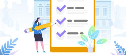 Neue Checklisten in Bitrix24 Aufgaben