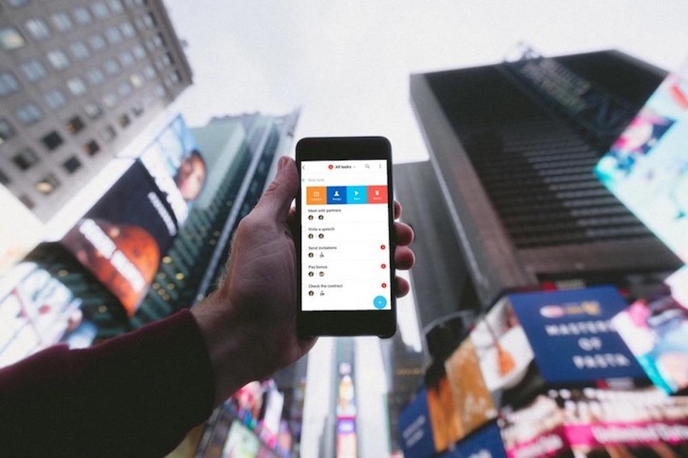 Novidade do Bitrix24 Mobile App: Tarefas!