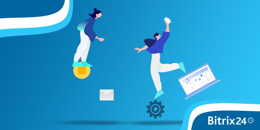 Acciones en Flujos de Trabajo: CRM